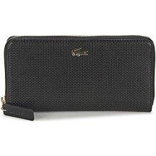 Lacoste peňaženka CHANTACO čierna e394d756184