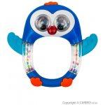 BABY MIX hrkálka so zvukom Tučniak Modrá