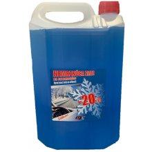 GrandX Zimná kvapalina do ostrekovačov -20°C 5 l
