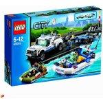 LEGO City 60045 Policejní hlídka