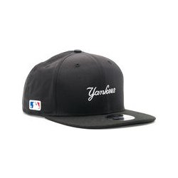New Era Nylon Mix Wordmark New York Yankees 9FIFTY black Snapback černá    bílá   černá 197f131b536
