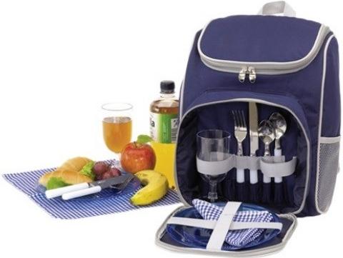 Rekl Piknikový batoh SUMMER pro 2 osoby modrý alternatívy - Heureka.sk 5461d1ed01