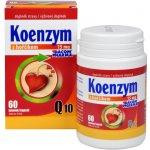 Dacom Pharma Koenzym Q10 s hořčíkem 60 tbl.