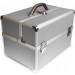 NANI Kozmetický kufrík PB1201 Silver Diamond