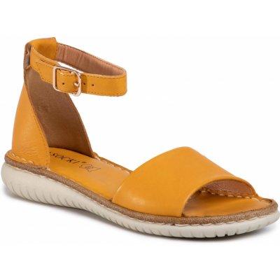Lasocki dámska obuv žltá
