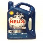 Shell Helix HX7 5W-40 1 l