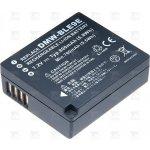T6 power DMW-BLE9, DMW-BLE9E, DMW-BLG10 batéria - neoriginálne