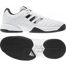 Adidas Tenisové topánky Performance Barricade 2018 Biela   Čierna    Strieborná a4d27be60cb