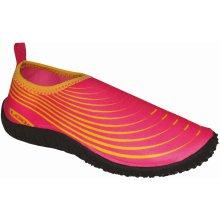 LOAP Dievčenské topánky do vody Tesena Kid ružové