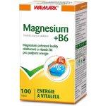 Walmark Magnesium Lactici + B6 100 tabliet