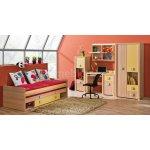 MALYS-GROUP Moderná detská izba MIKI Zostava 6