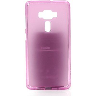 Púzdro FLEXmat Case Asus Zenfone 3 Deluxe (ZS570KL) ružový