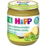 HiPP BIO Špenát se zeleninou a brambory 125 g