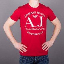 69a4ee6a1fb Pánske tričká Armani Jeans - Heureka.sk