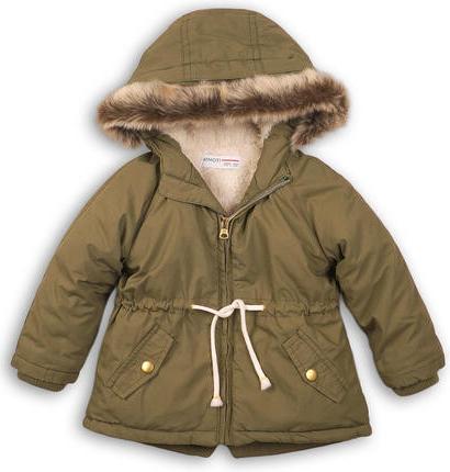 Detská bunda a kabát Minoti AUTUMN 10 Kabát dievčenský zimní Parka ... 71208327e05