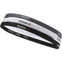 Reebok Čelenka One Series Thin white-black-excelent red
