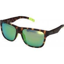 Smith Lowdown - Matte Tortoise Neon/Sun Green Mirror