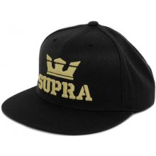 SUPRA Above Snap Black-Gold 015 7aae09553a0