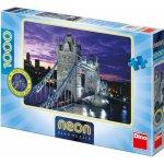 DINO Svítící Tower Bridge Londýn 1000 dielov