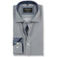 a4ff976ce5db STEVULA Vzorovaná košeľa z popelínu