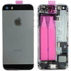 Kryt Apple iPhone 5S zadný sivý od 15 0a9bcaff320