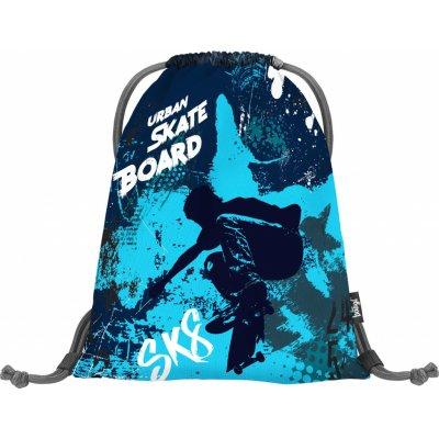 Baagl vrecko na obuv Skateboard čierna