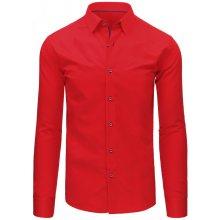 265cf83237f8 Pánske košele Pánska+košeľa+červená - Heureka.sk