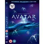 James Cameron - Avatar (rozšírená zberateľská edícia) (3 ) DVD