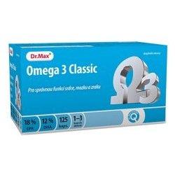 Recenzie Dr.Max Omega 3 Classic 125 kapsúl - Heureka.sk ab640f70d25