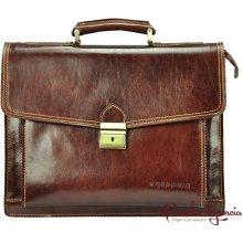 Gregorio 11192-2 pánska kožená taška Art.6