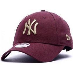 ab670171cfc New Era 9FORTY MLB ESSENTIAL WMN NY Yankees vínová 80536410 ...
