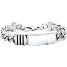 Police pánský náramok z chirurgické oceli PJ26191BSS 01 83a342c227b