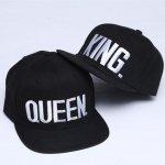Párové čiapky King and Queen