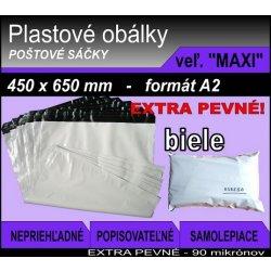 "Plastové obálky veľ. ""MAXI"" 45x65cm (90my) *1ks"