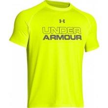 Under Armour CORE WORDMARK T Shirt 1248598-732 2d7cc152562