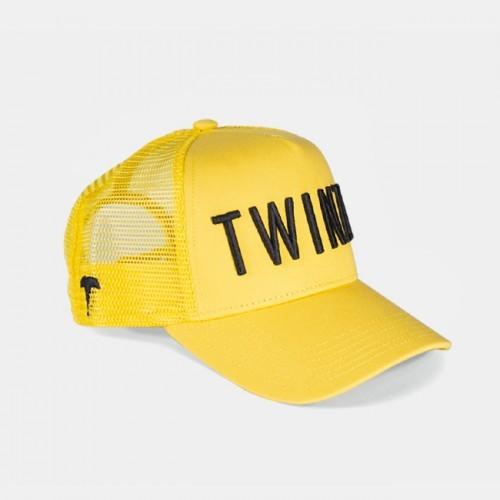 Šiltovka TWINZZ 3D Mesh Trucker žltá čierná - Zoznamtovaru.sk 436d6212d75