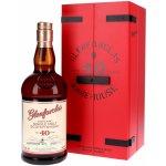 Glenfarclas whisky 40y 0,7 l