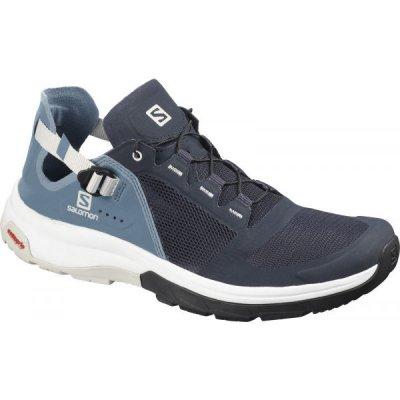 Salomon TECH AMPHIB 4 modrá Trekové sandále 8