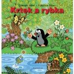 Krtek a rybka - leporelo - Kateřina Milerová, Zdeněk Miler