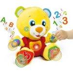Clementoni Interaktívny medvedík so zvukmi