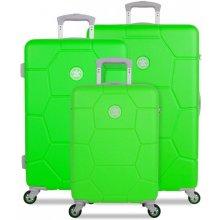 33358530d61a5 SUITSUIT TR-1251 Caretta Active Green sada 3 kufrů 75/65/55 cm