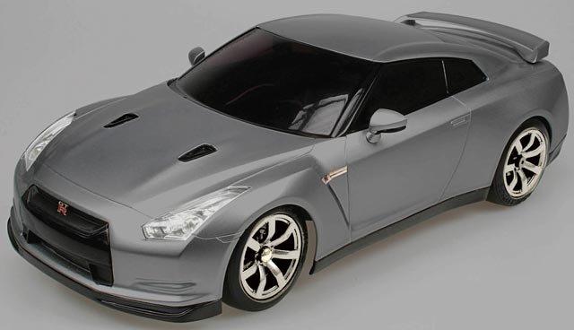 Nissan GTR R37 Foto 1 Heurekask