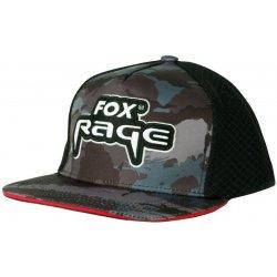 907f8d78d Fox Rage Šiltovka Camo Flat Peak Baseball Cap od 19,90 € - Heureka.sk