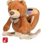 PlayTo hojdacia hračka medvedík hnedá