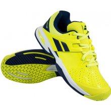 97a77090cf4 Babolat Propulse All Court Jr Juniorská tenisová obuv Yellow Blue