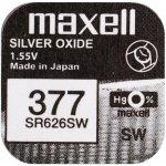 Maxell 377/SR626SW/V377 1ks