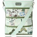 Dara Bags kabelka Dariana Big No. 1281 Paris Verte