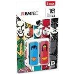 EMTEC M700 Superman WonderWoman 16GB ECMMD16GM700SWP