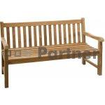 Zahradní nábytek teak lavice ROMA 150 cm