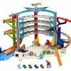 Mattel Hot Wheels Ultimátna Mega garáž